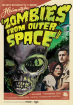 """DVD cover i made for the movie """"Zombies from outer Space"""" the first Sci-FI-horror-""""heimat-film"""". More info at zombiesfromouterspace.de or fear4you.de"""