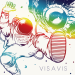 This is a CD-cover for a real cool Instrumental Band called VISAVIS. The sound is a little bit like dub but different. Comming out soon!