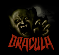 Visual and lettering i made for the original Dracula Castle in romania
